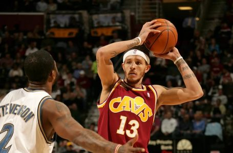Former NBA player Delonte West being beaten on the highway