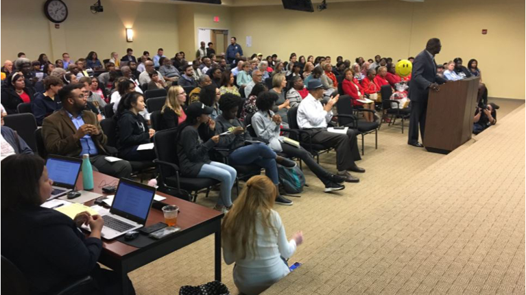 Forsyth County School Board of Education Votes Against African American History Class