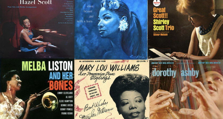 "MUSIC MONDAY: Weekly Playlist From MSV – ""Hidden Jazz Figures"" (LISTEN)  ""Feed The Fire: A Celebration of Women in Jazz."""