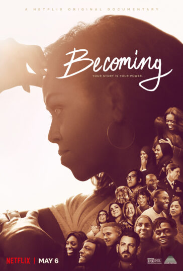 Michelle Obama's Netflix Doc 'Becoming' Netflix will release 'Becoming' on May 6