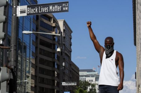 Black Lives Matter goes mainstream after Floyd's death