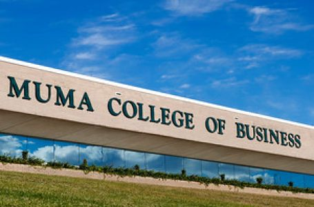 Jean Kabongo appointed USF Muma College of Business Campus Dean at Sarasota-Manatee campus