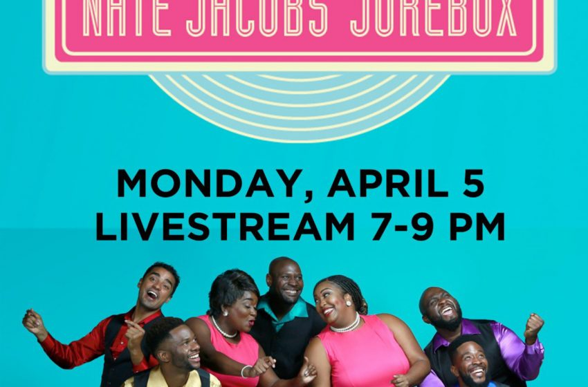 April Fools Fête: Nate Jacobs' Jukebox Streaming LIVE from WBTT 7-9 PM Monday, April 5, 2021