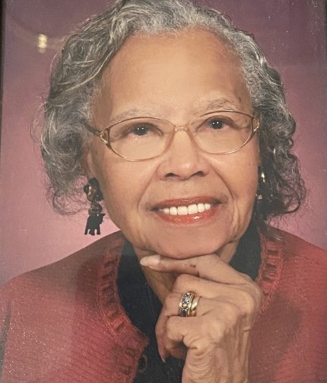 Tribute To The Life of Fredi Sears Brown Co-Founder, Family Heritage House