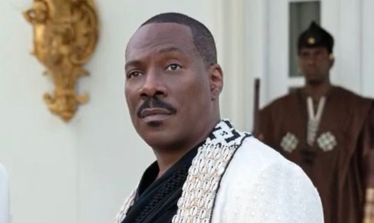 EDDIE MURPHY TO BE INDUCTED INTO THE NAACP IMAGE AWARDS HALL OF FAME