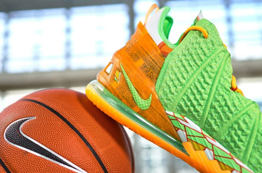 Florida A&M's LeBron Nike Deal Features Millions in Gear and Star Promotion